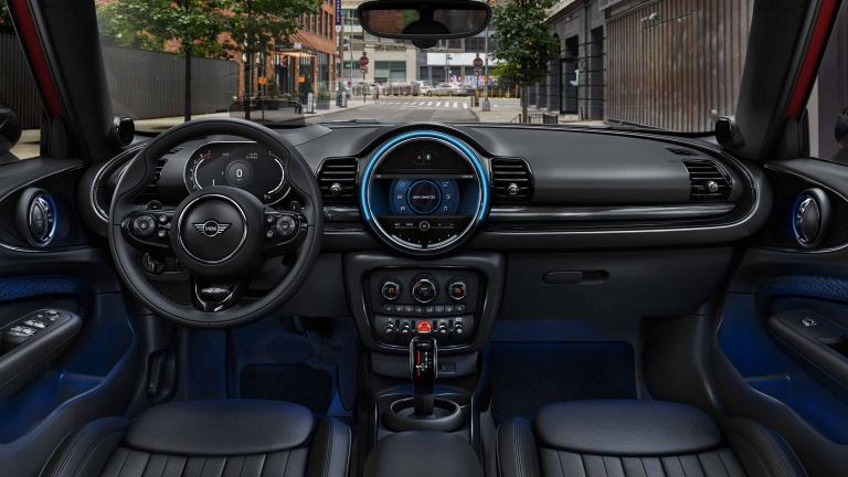 MINI Clubman – interior – tablero
