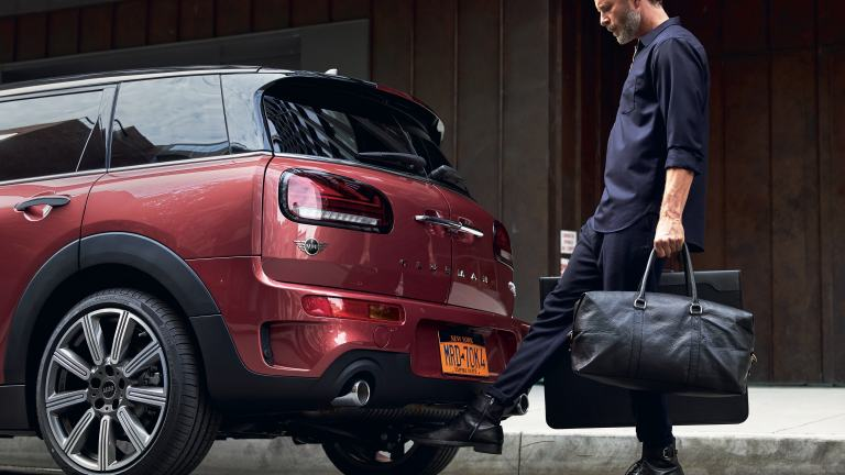 MINI Clubman – vista trasera – Easy Opener